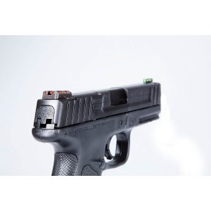Smith & Wesson SD9 Self-Defense Hi-Viz Fiber Optic 9mm Full-Sized 16-Round Pistol