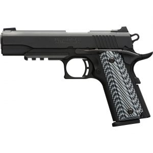 Browning 1911-380 Black Label Pro .380 ACP Pistol with Rail