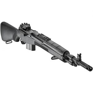 Springfield Armory M1A-A1 Scout Squad .308 Winchester/7.62 NATO Semiautomatic Rifle