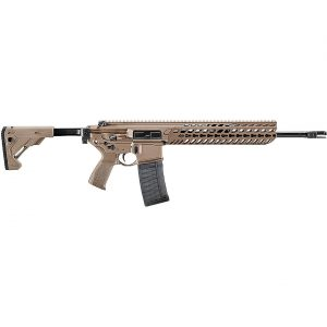SIG SAUER MCX Patrol .300 AAC Blackout/Whisper 7.62x35mm Semiautomatic Rifle