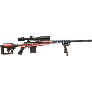 Howa HCR American Flag 6.5 Creedmoor Bolt-Action Rifle