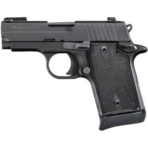 Sig Sauer P938 Academy Exclusive NS 9mm Sub-Compact 7-Round Pistol
