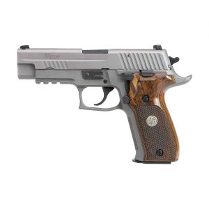 SIG SAUER P226 Alloy Stainless Steel Elite 9mm Luger Pistol