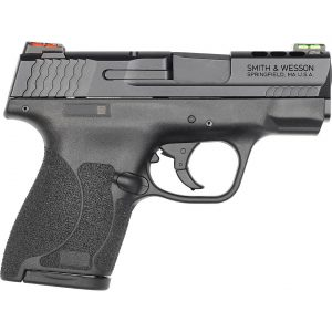 Smith & Wesson Performance Center Ported M&P 9 Shield M2.0 HI VIZ Sights 9mm Striker Fired Pistol