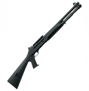 Benelli M4 Tactical Shotgun with Pistol-Gripped Stock