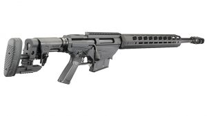 Ruger Precision Rifle Hybrid 6.5 Creedmoor with one 10 round mag